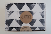 Compass Crate Subscription Box Review – August 2016