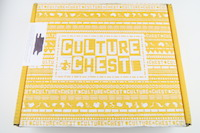 Culture Chest Subscription Box Review – October 2016