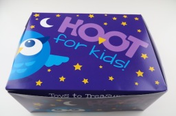 HOOT for Kids Treasure Box Review – February 2017